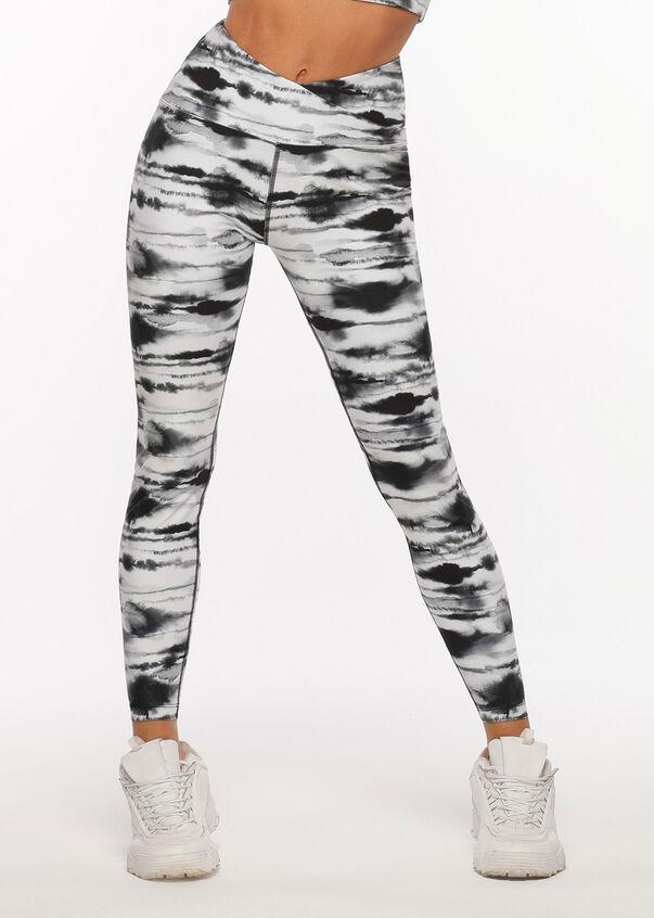 Gazelle Full Length Leggings, Gazelle Print, hi-res