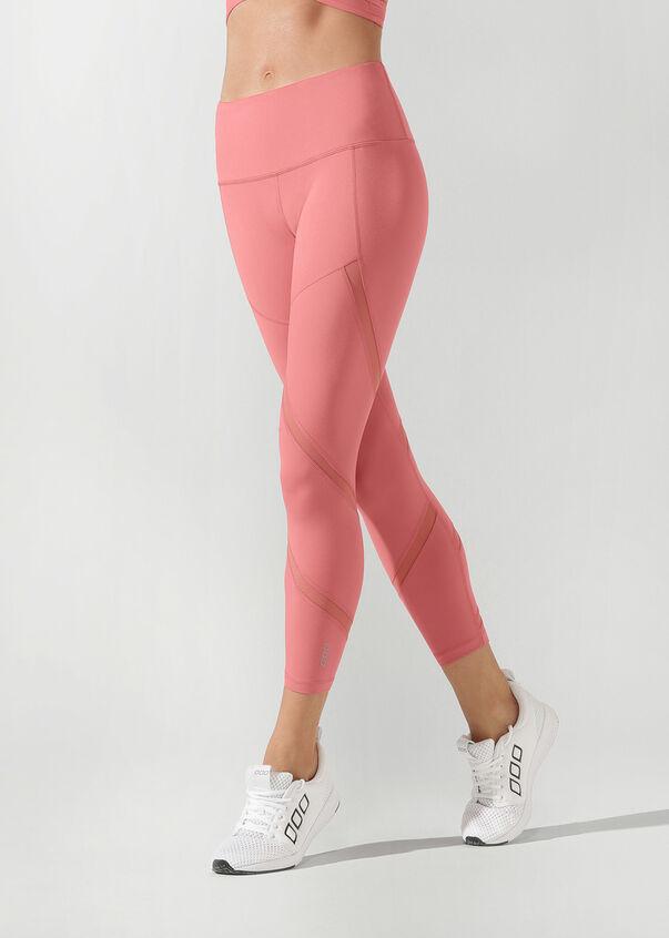 Agility Core Ankle Biter Tight, Quartz Pink, hi-res