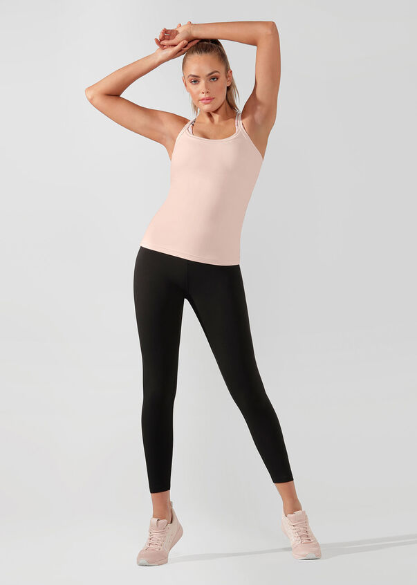 Performance Active Tank, Dream Pink, hi-res