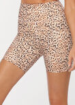 Purr-Fect Bike Short, Jaguar Print, hi-res