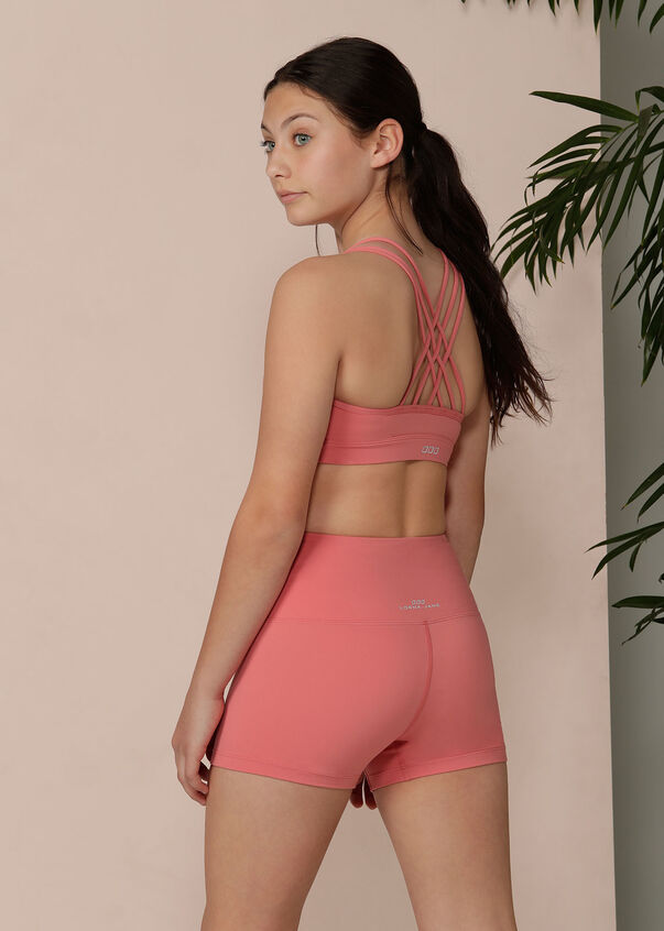 Infusion Sports Bra - Tween, Quartz Pink, hi-res