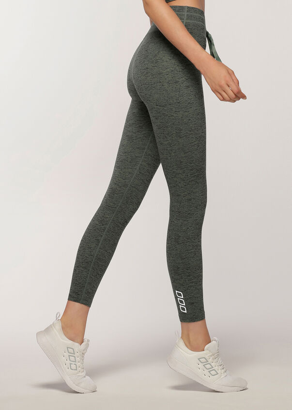 Muscle Up Core Ankle Biter Tight, Military Marl, hi-res