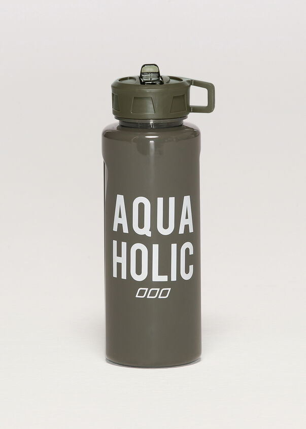 Aquaholic Water Bottle, Safari, hi-res