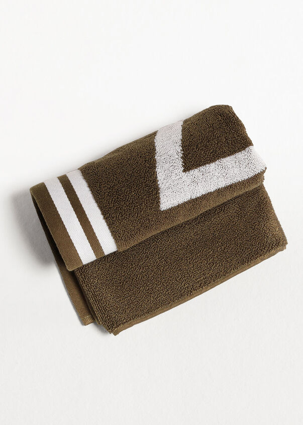 Icon Sweat Towel, Pale Olive, hi-res