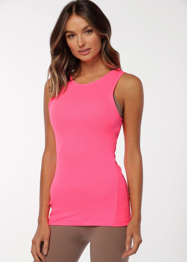Harness Active Tank, Funky Pink, hi-res