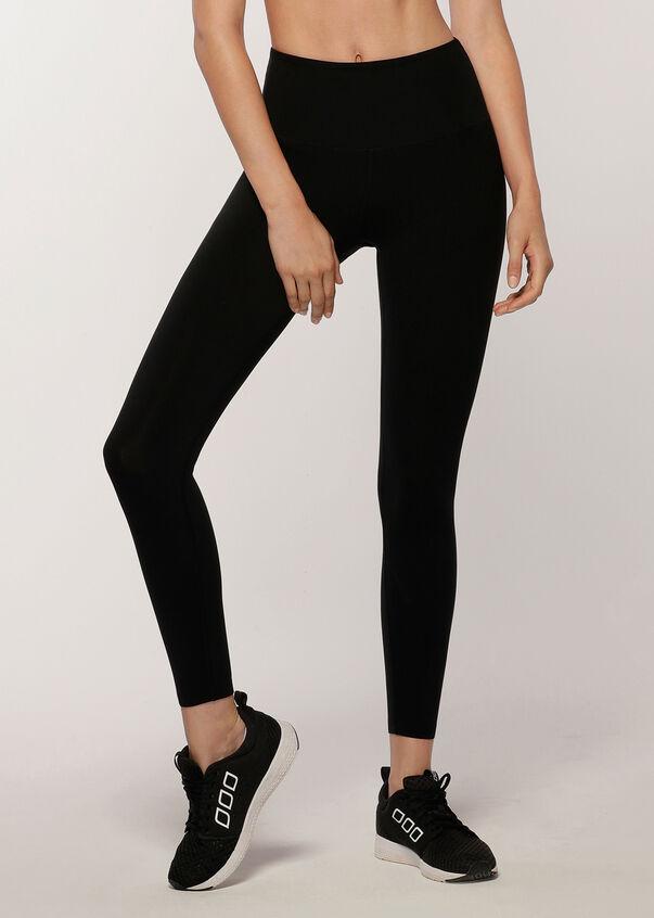Ultimate Eco Full Length Leggings, Black, hi-res