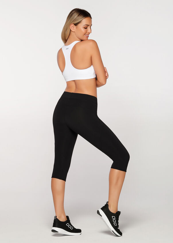Comfort Sports Bra, White, hi-res