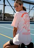 Active Nation Day Tee, Light Dusty Pink, hi-res