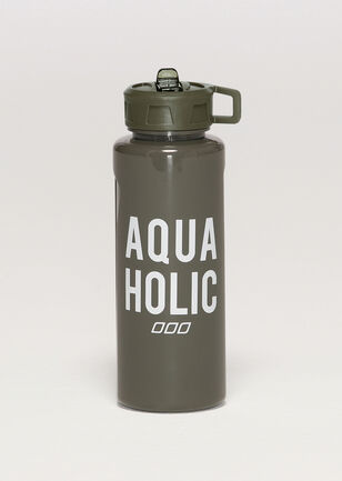 Aquaholic Water Bottle