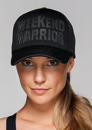 Weekend Warrior Cap