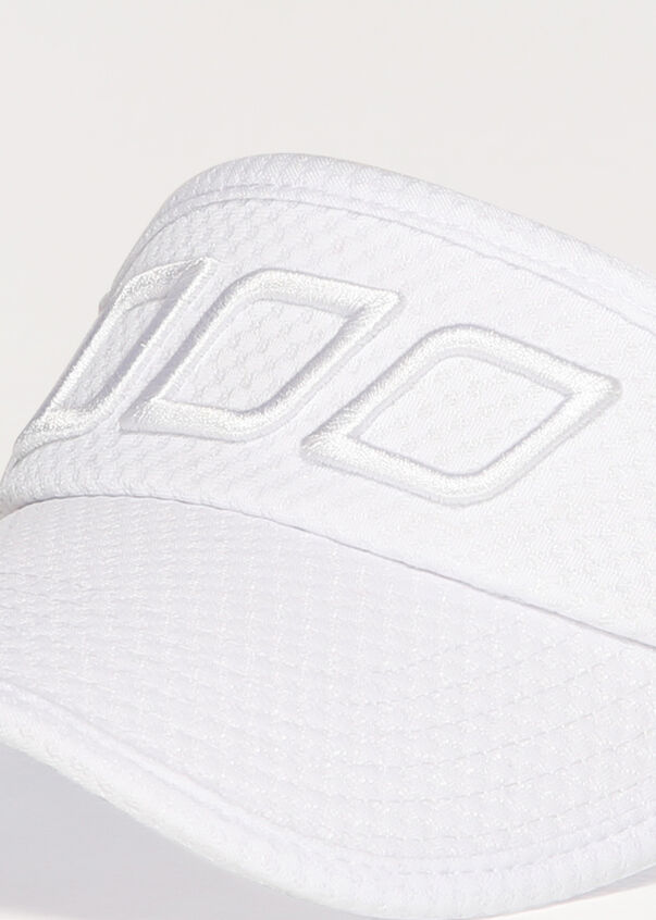 Ventilation Visor, White, hi-res