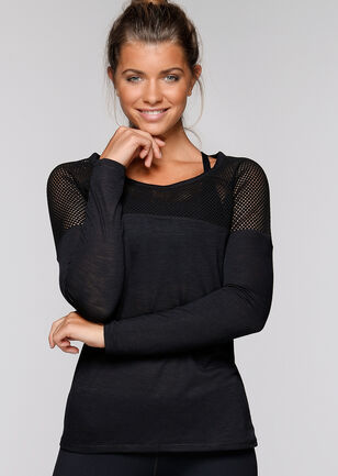 Valley Long Sleeve Top