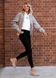 Amy Winter Thermal Phone Pocket Classic Leggings, Black, hi-res