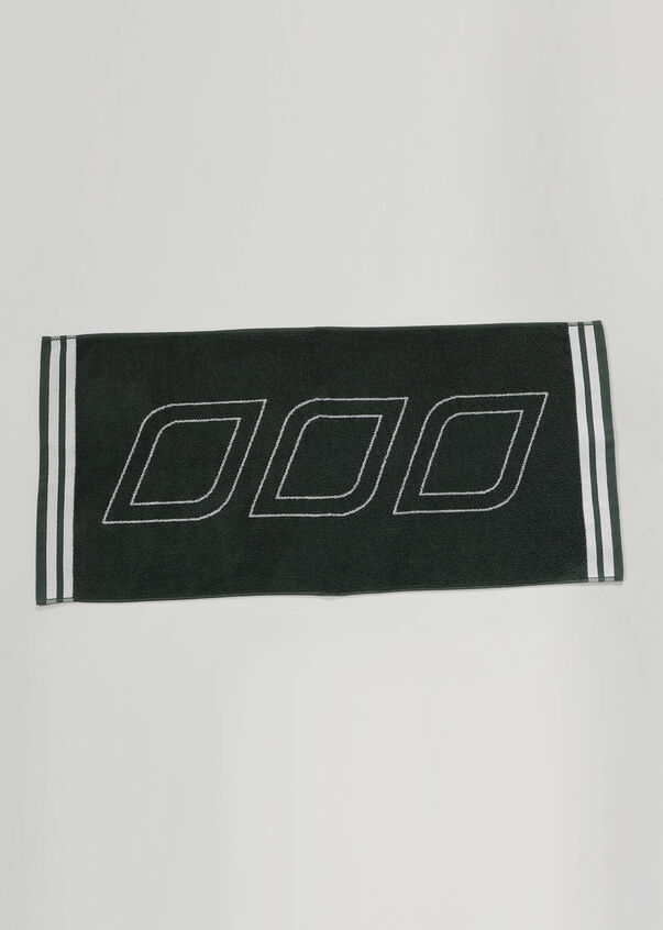 Icon Sweat Towel, Military, hi-res