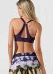 High Intensity Sports Bra, Midnight Purple, hi-res