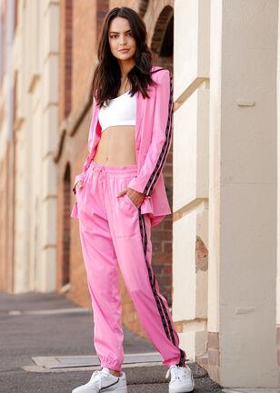 Satin Street Style Pant