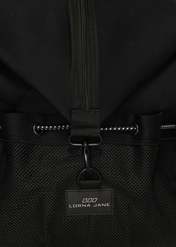 Luxe Backpack, Black, hi-res