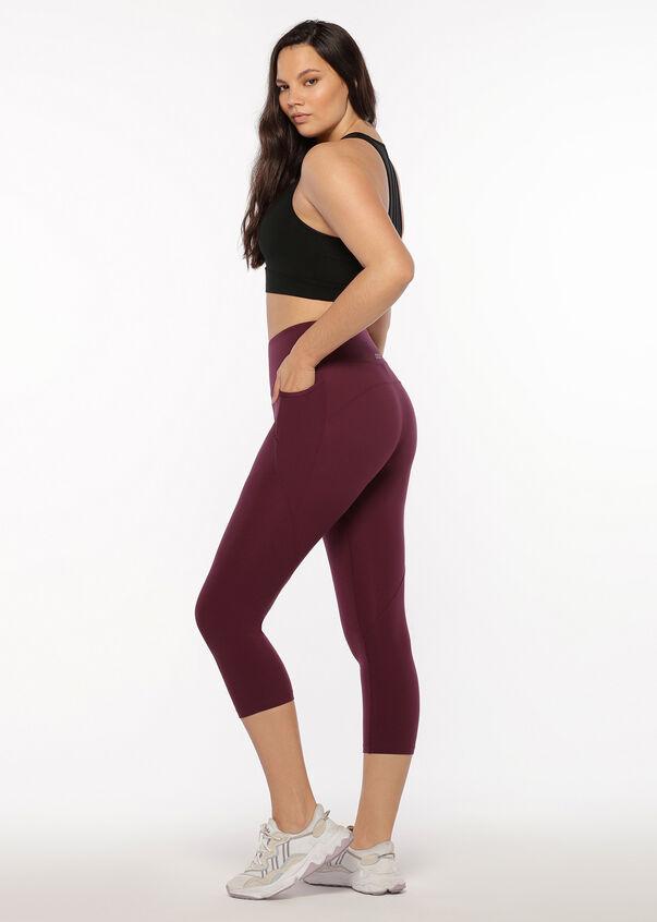 Amy Phone Pocket 7/8 Leggings, Dark Grape, hi-res