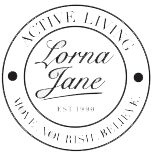Lorna Jane Active Living Women's Activewear Logo