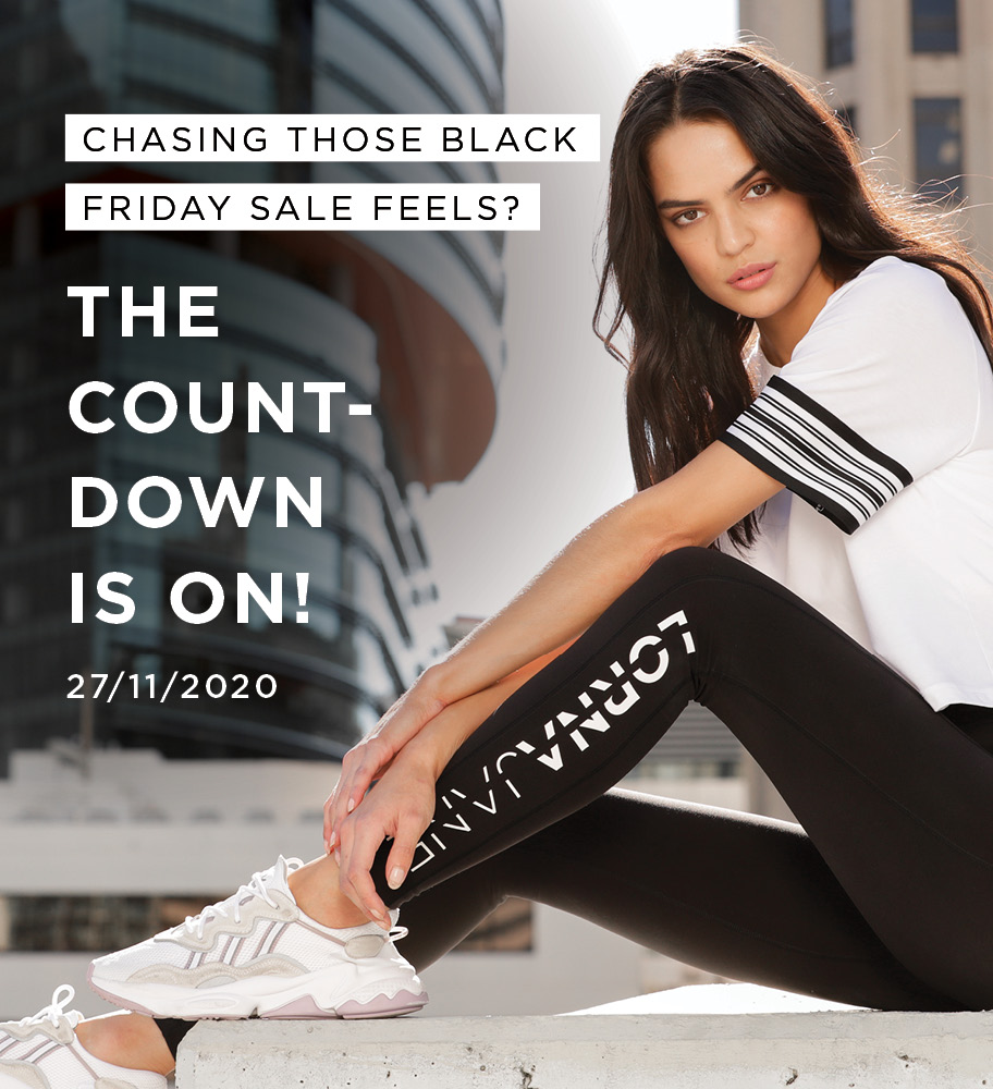 Lorna Jane Black Friday Sale Countdown Is On